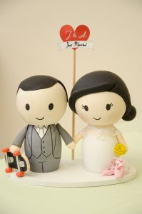 cake toppers are eternal