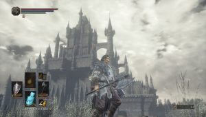 nothing good happens in Souls castles