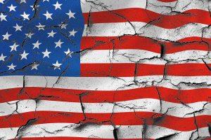 democracy is crumbling.
