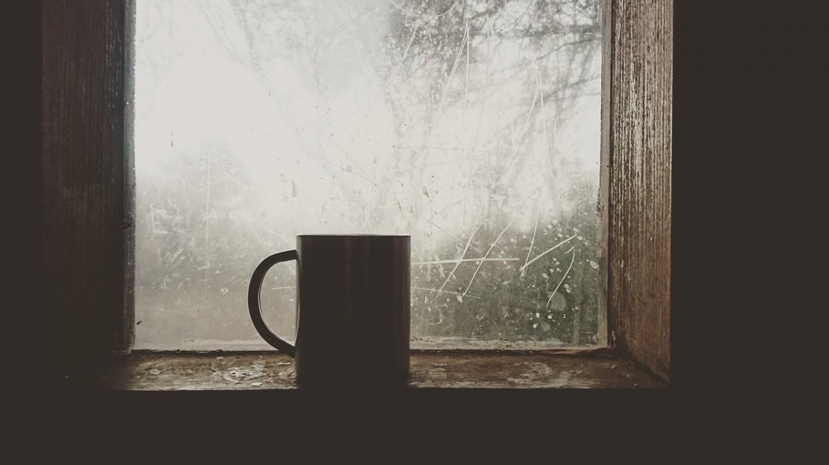 drinkin' tea 24/7.