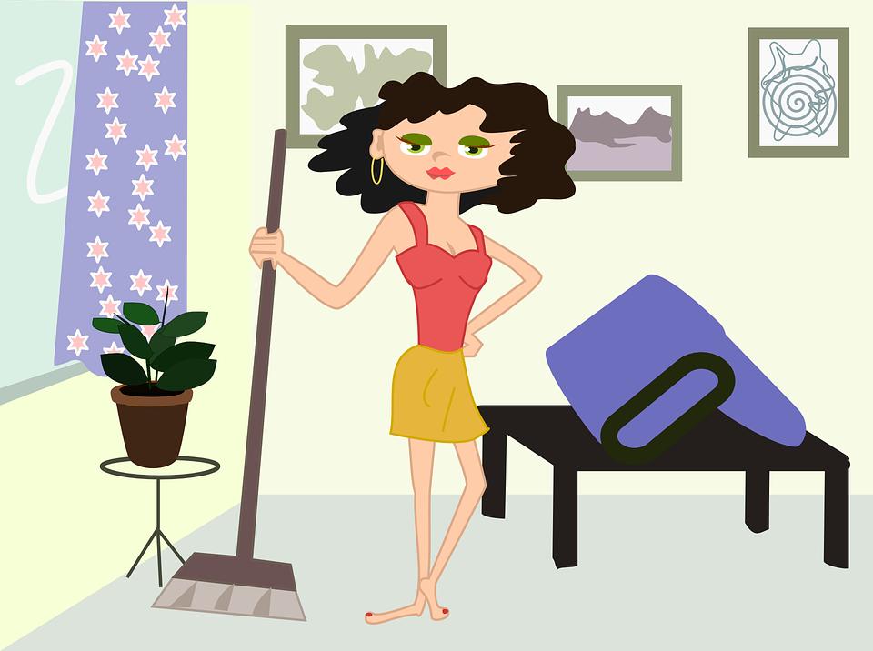 cleaning bizness.